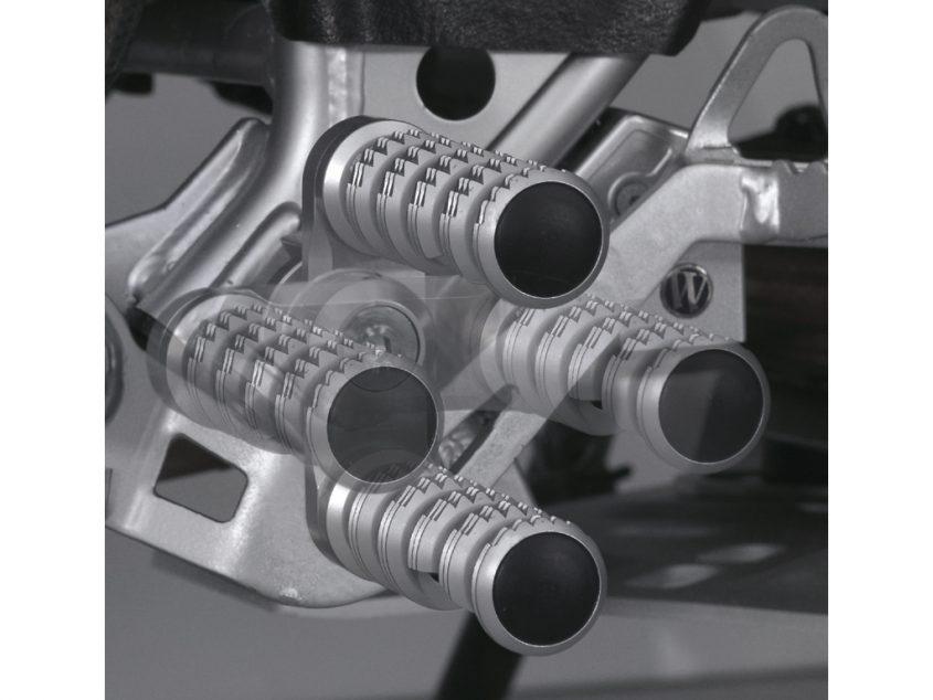 MFW Vario footrest system Passenger (pair)