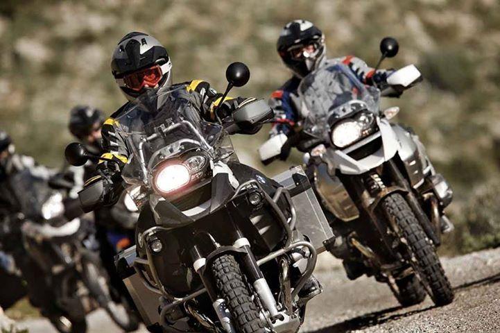 BMW-riders