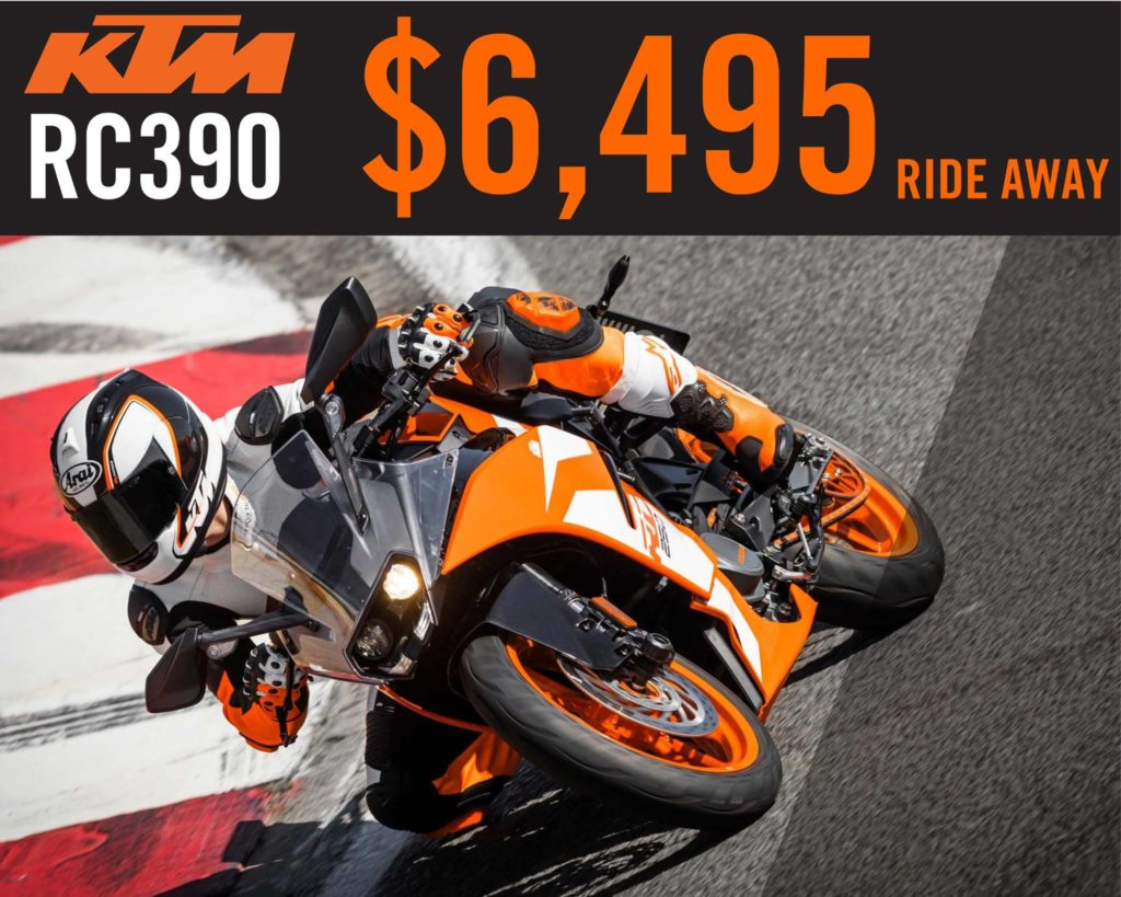 KTM-RC390 Price Drop