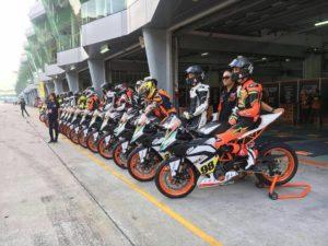 Malaysian RC390s